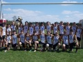 Droitwich RFC Under 15`s claim France International Rugby Festival