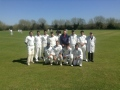 1st XI Friendly Vs Slough still