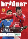 Bridgers v Hayle 11.9.2012 still