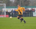 East Thurrock V Macclesfield -FA CUP from a supporters view still