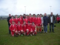 Wadebridge Town U15s still
