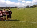 YEL Cup Thriller U10 Gelding Southbank v BTYFC Blues still