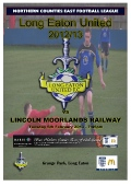 Lincoln Moorlands Programme still