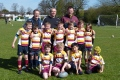 Under 9's at Saracens 2013 still