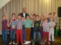 Under 9's Hall Green Presentation evening still