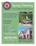 Spring Clean-up Fundraiser KCRFC Fundraisers