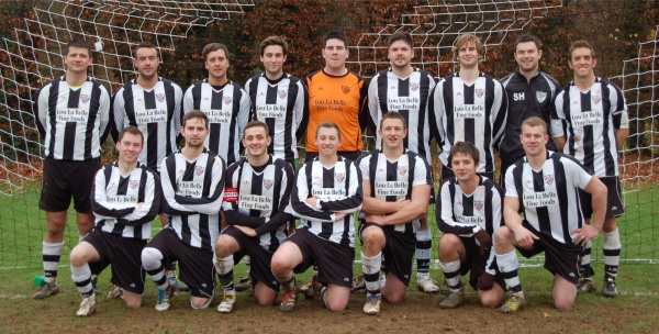 Back Row : Andy Deaner, Stephen Haynes, Daniel Gage, Luke Passby, Liam Royden, Paul Collard, James Williams, Philip Billmore, Peter Haynes