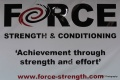 Training at Force Strength and Conditioning - Blood, Sweat & Tyres still