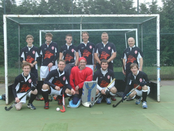 Back Row L-R:Brad Mansfield, Matt Clarkson, Joe Allen, Nick Teesdale, Paul Curtis, Joe Gresty