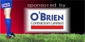 Leamington RFC announces new sponsor - O'Brien Contractors Ltd