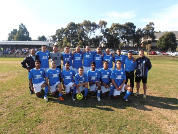 2012 Endeavour United Seniors