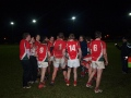 Larne U19s become Ulster Champions v Lurgan @ Carrick still