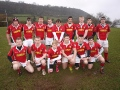 Ulster u19 champions V Portadown in the Ulster Carpets U19s Cup still