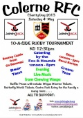 COLERNE RFC CHARITY DAY 2013