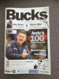 Previous season Match day Programmes - Previous season