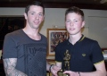 Senior Team Prizegiving 2012 still