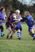 LADIES V YORK 18/11/2012 still