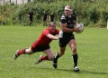 Wigan St Pats v Ince Rose Bridge Saturday 4th August 2012 still