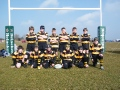 Leigh Dragons U10s RUFC @ the Scarborough Mini Rugby Festival 2013 still