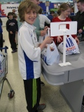 Junior Bag Packing Tesco (May '12) still