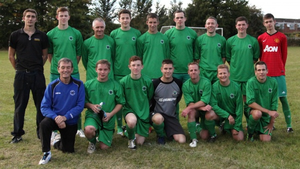Chobham Burymead FC A Team 29th September 2012
