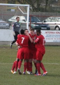 HBFC vs Enfield Town : 6th April 2013 still