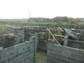 blockwork taking shape 15th March still