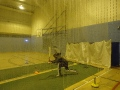 Indoor Nets - 7th April 2013 still