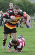 SHAW CROSS v THORNHILL 15-5-2012 jim brown semi final still