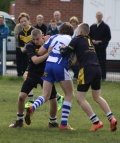 U14's Clock Face vs Widnes Moorfield 13/05/12 still