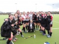 Ladies 2's win the league still