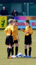 Kent Cup Final - U13 Central still
