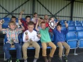 LCFC Presentation Day - U8's. still