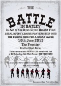 THE BATTLE IN BATLEY