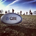 QBE Gloucester Rugby session   still