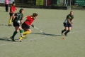 Slazengers v Bradford Ladies - Cup - 14 Oct 2012 still