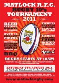 Matlock 10's Senior Tournaments