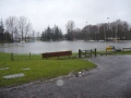 pitch unplayable again! dec 22nd 2012 still