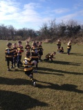 Leigh Rhino's Under 7's March 2013 still