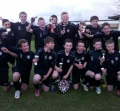 U13s Win Div Cup