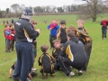 Mini's 3rd Feb 2013. Lion Cubs Vs Overton still