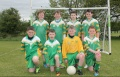 Tara U12's play in the North London Shamrock's blitz on Saturday the 11th of May 2013 still