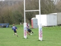 MMRFC under 16s & 17s V Market Bosworth still