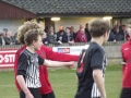 Brigg Town U15's Cup Final still