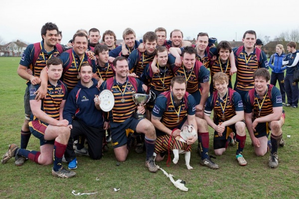Old Wheatleyans - RFU Junior Vase Champions (Midlands)