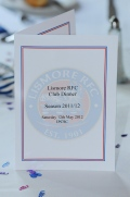 Lismore Club Dinner 2012 still