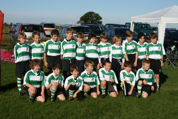 The U10s meet every Sunday at the clubhouse in Chew Stoke from 10:00am to 12 noon or at various away fixtures. 