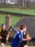 Elland U16's V Littleborough still