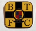 Metal Pin Badge (2011/12)