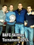 The annual BAFC skittles tornament 2013 still